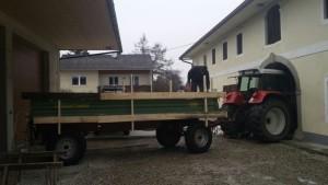 Faschingswagenbau